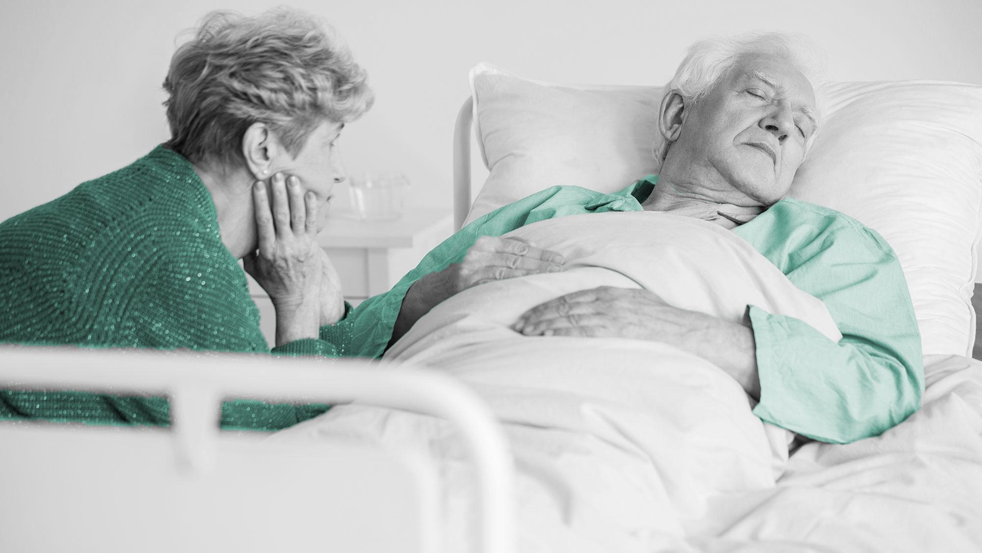 Cuidados paliativos en Geriatría: Nociones básicas